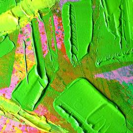 John  Nolan - Abstract 6814 Diptych Cropped  XV