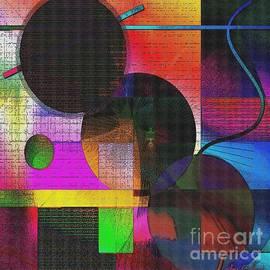 Iris Gelbart - Abstract 80