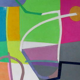 Diane Fine - Abstract Angles X