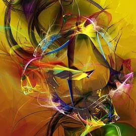 David Lane - Abstract Digital Doodle 111512