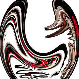 Ella Char - Abstract Duck