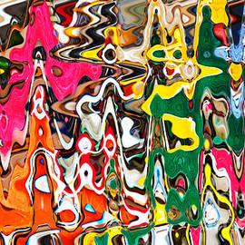 Regina Geoghan - Abstract Fiesta Series #3