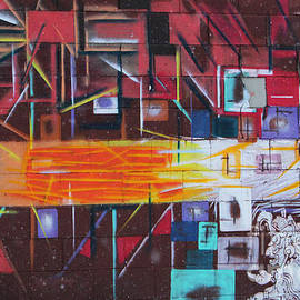 Steven Parker - Abstract Graffiti