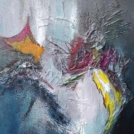Sonja  Zeltner - Abstract Grey