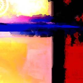Karon Melillo DeVega - Abstract Impressions of a Blue Horizon