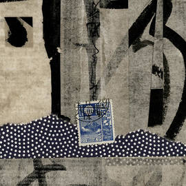 Carol Leigh - Abstract Japanese Collage