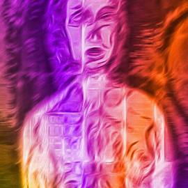M and L Creations - Abstract Nude Woman 3