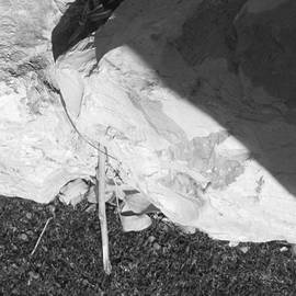 Esther Newman-Cohen - Abstract of Rock and Shadow
