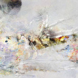 Jean Moore - Abstract Painting - New Ideas