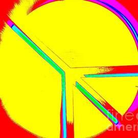 Ed Weidman - Abstract Peace