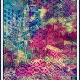 Maggie Vlazny - Abstract Rainbow