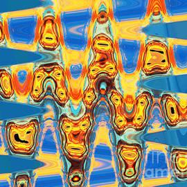 Nina Silver - Abstract Reflections Series Six - Tone 2