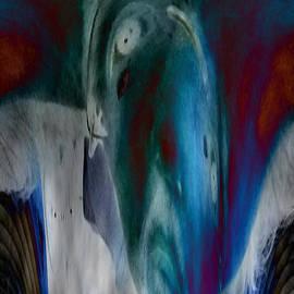 Michael John Bobak - Abstract Selfie 1