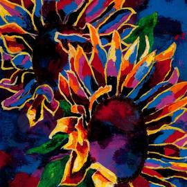 Arthur Witulski - Abstract Sunflowers