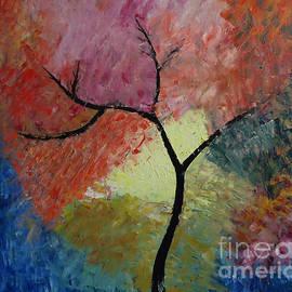 Jnana Finearts - Abstract Tree