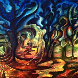 Gabriela  Taylor - Abstract Trees