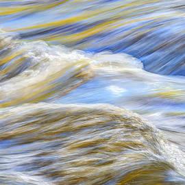 Michael Bowen - Abstract water closeup