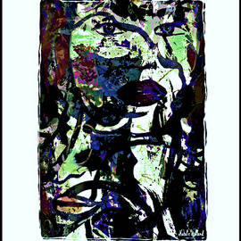 Natalie Holland - Abstract Woman 1