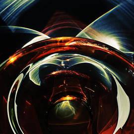 Elena Lir-Rachkovskaya - Abstraction glass