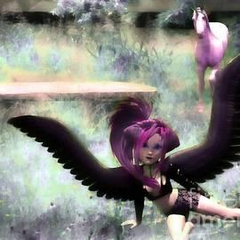 Tisha McGee - Acacia and the Unicorn