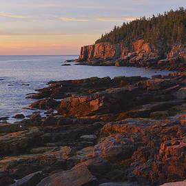 Stephen  Vecchiotti - Acadia Sunrsie