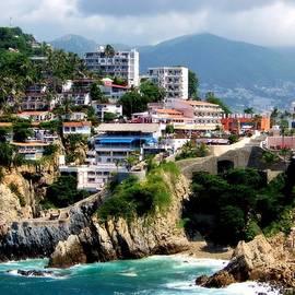 Karen Wiles - Acapulco