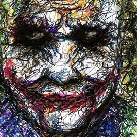 Rachel Scott - ACEO Joker II