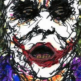 Rachel Scott - ACEO Joker VI
