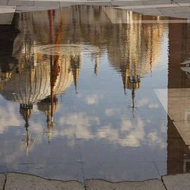 Georgia Mizuleva - Acqua Alta or High Water Reflects St Mark