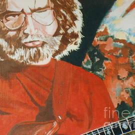 Stuart Engel - Acrylic Jerry