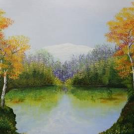 Mario Sergio Calzi - Acrylic MSC 195