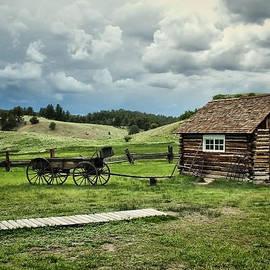 Gregory Ballos - Adeline Hornbeck Homestead - Florissant Fossil Beds NM