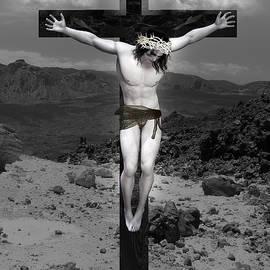 Joaquin Abella - Gothic Christ By Quim Abella