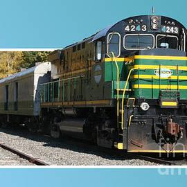 Mariarosa Rockefeller - Adirondack Railroad