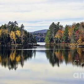 Harold Bonacquist - Adirondack Reflections No. 27