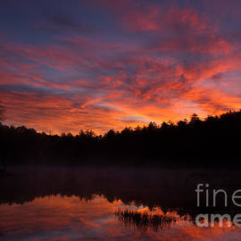 Chris Scroggins - Adirondack Sunrise