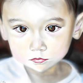 Yoshiyuki Uchida - Adora 12th Portrait