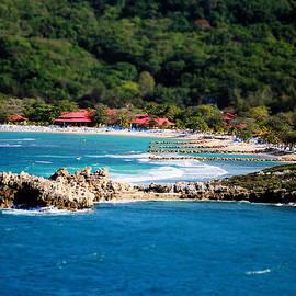 Shelley Neff - Adrenaline Beach Labadee Haiti