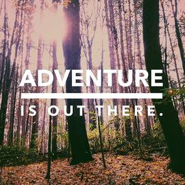 Joy StClaire - Adventure is Out There