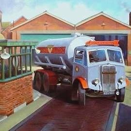 Mike  Jeffries - AEC bulk tanker