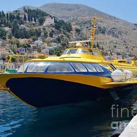 David Fowler - Aegean Prince II Symi