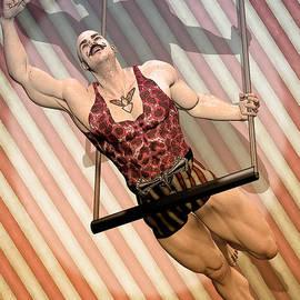 Joaquin Abella - Aerialist Circus by Quim Abella