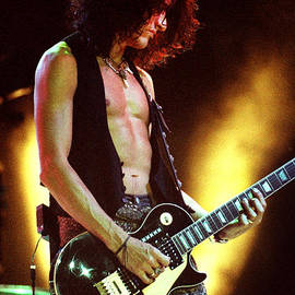 Gary Gingrich Galleries - Aerosmith - Joe Perry - Dream On