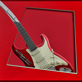 Thomas Woolworth - AEROSMITH Rockn Roller Guitar