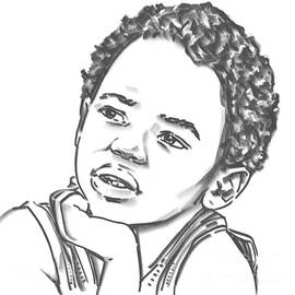 Olimpia - Hinamatsuri Barbu - African boy