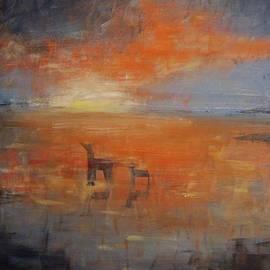 Mary Kushilevich - African sun