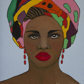 Kate Farrant - African Woman 2