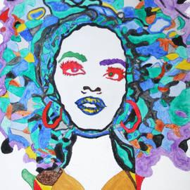 Stormm Bradshaw - Afro Lauryn Hill