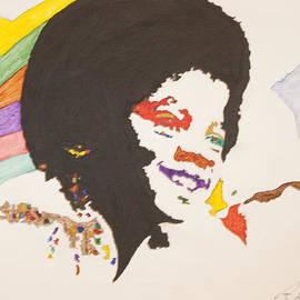 Afro Michael Jackson