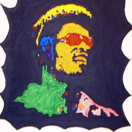 Stormm Bradshaw - Afro Stevie Wonder